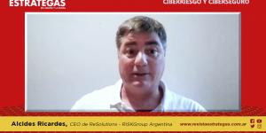 Alcides Ricardes CEO de ReSolutions RISKGroupArg